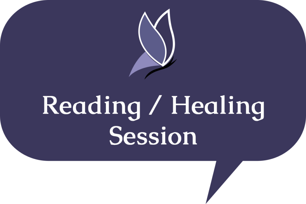 Reading / Healing Session