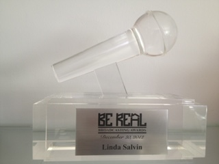 Be Real podcasting award won by Dr. Linda Salvin
